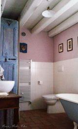 furdoszoba egz rusztikus olasz házban