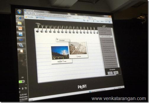 Microsoft Silverlight 4 Demo