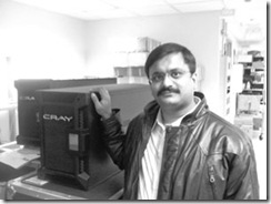 Venkatarangan-with-Cray-CX1_3
