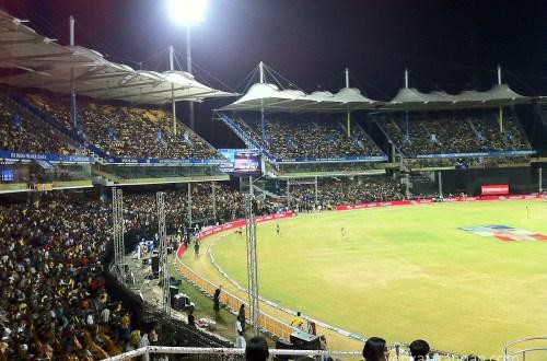 8 April 2011 CSK - IPL2011