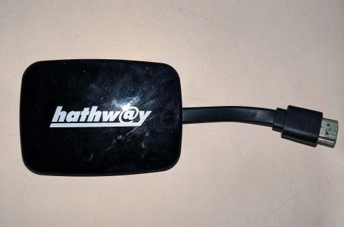 Hathway Broadband Play Box - Android TV