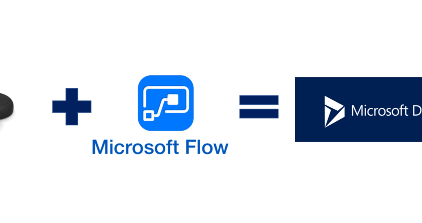 Create Records In CRM For Dynamics 365 By Pressing A Physical Button! (Using Flic & Microsoft Flow)