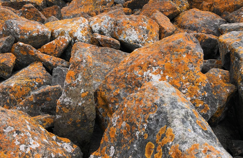 Silver Bay Marina Breakwater: A Beautiful And Rusty Adventure In Northern Minnesota
