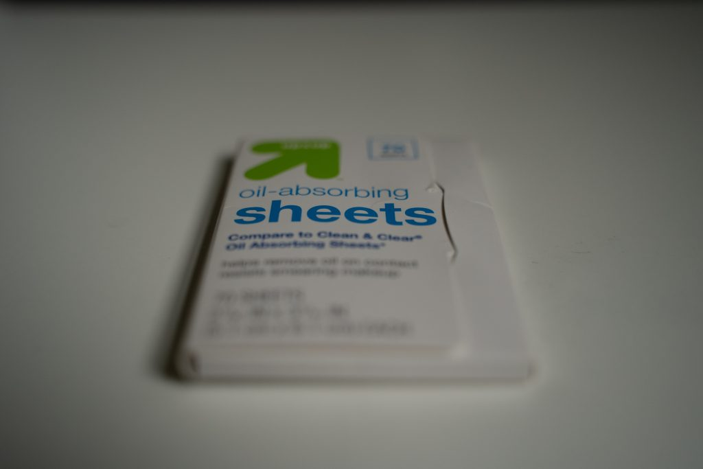We focus on what really this product is - oil absorbing sheets. Nothing else.
