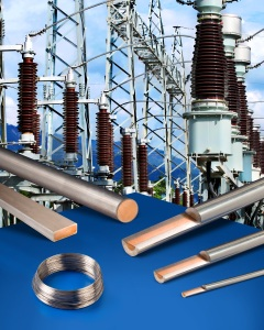 Corrosion-resistant conductors