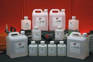 MV Products-Inland® geminYe® mechanical vacuum pump fluids