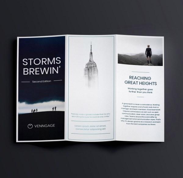 Travel Brochure Examples Inspire Design