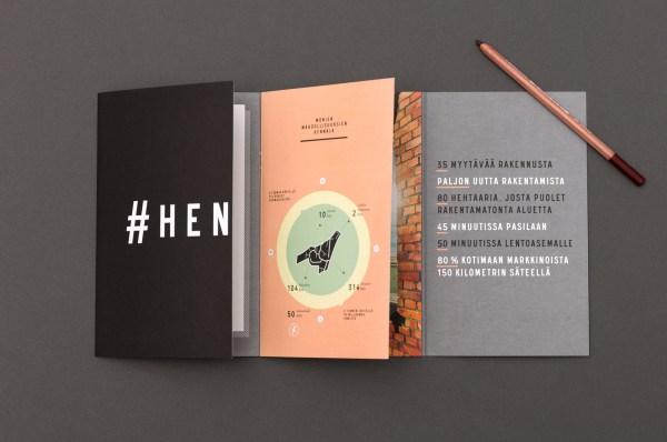 Hennala Creative Branding Brochure - Venngage