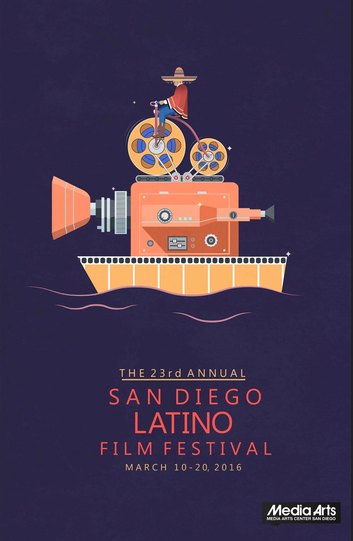 San Diego S 23rd Annual San Diego Latino Film Festival