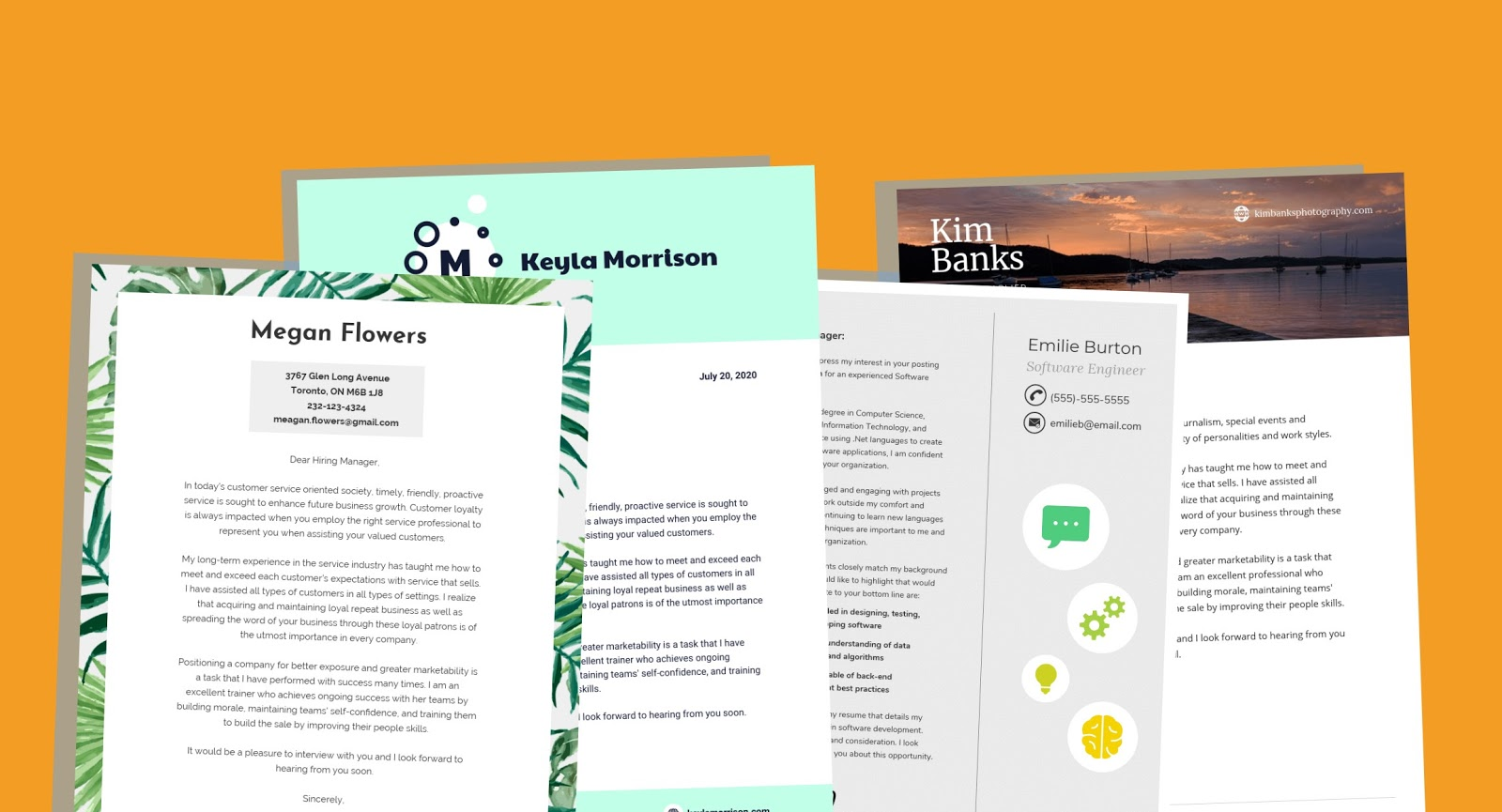 20 Consigli E Modelli Per Lettere Di Presentazione