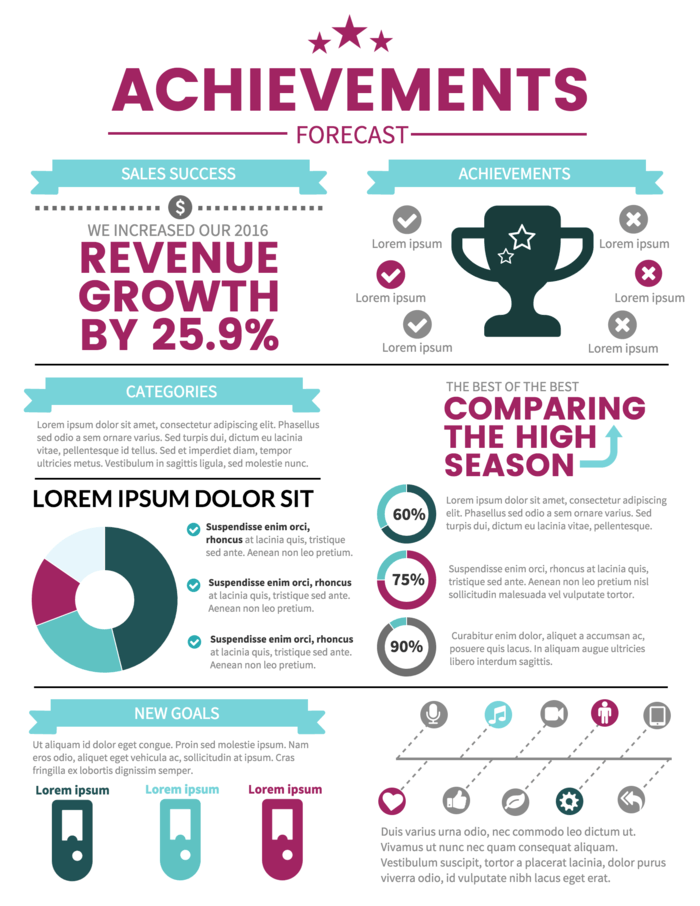 5 Must Have Nonprofit Infographic Templates To Supercharge