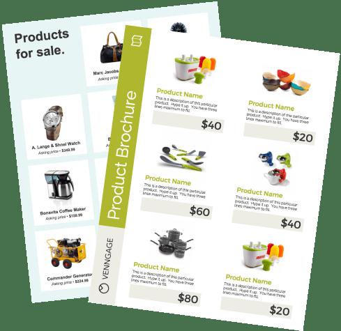 online brochure maker make