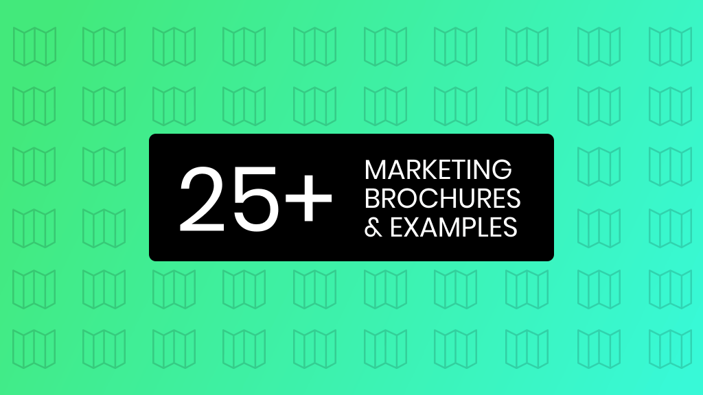 25 Marketing Brochure Examples Tips And Templates Venngage