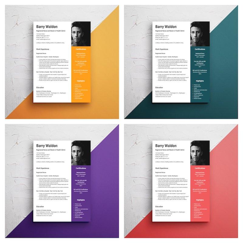 skills for modern resume
