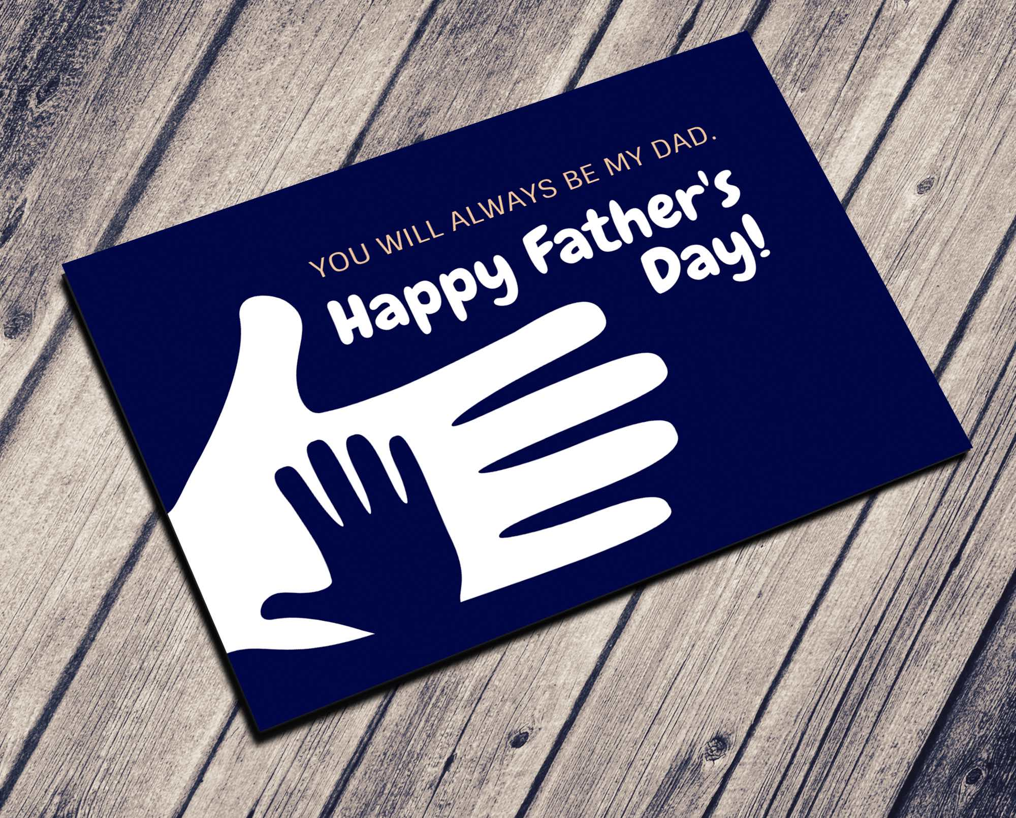 Life's too short for cold toes. 19 Cool Father S Day Card Templates Funny Ideas Venngage