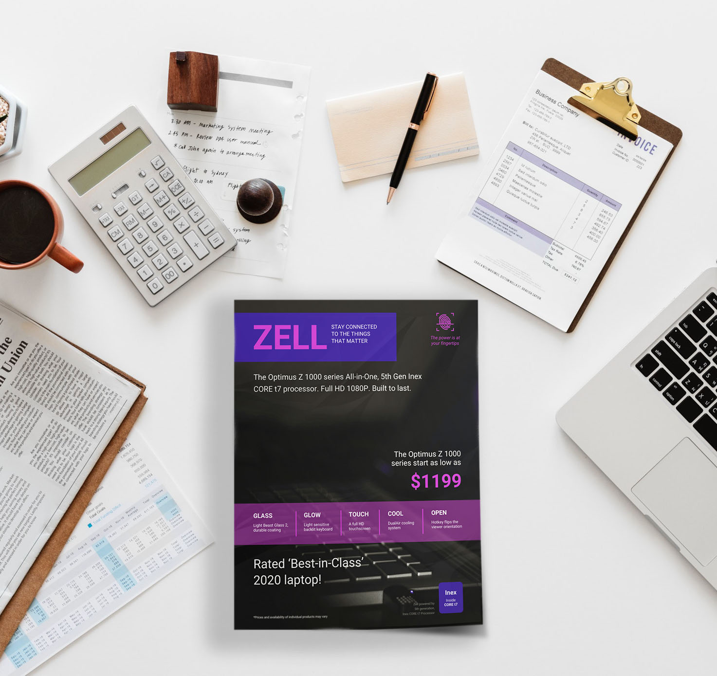 Product Flyer Templates Examples Tips11