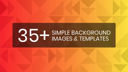 35+ Simple Background Images & Stock Photos [Edit & Download] Venngage