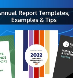 50 customizable annual report design templates examples tips [ 1600 x 865 Pixel ]