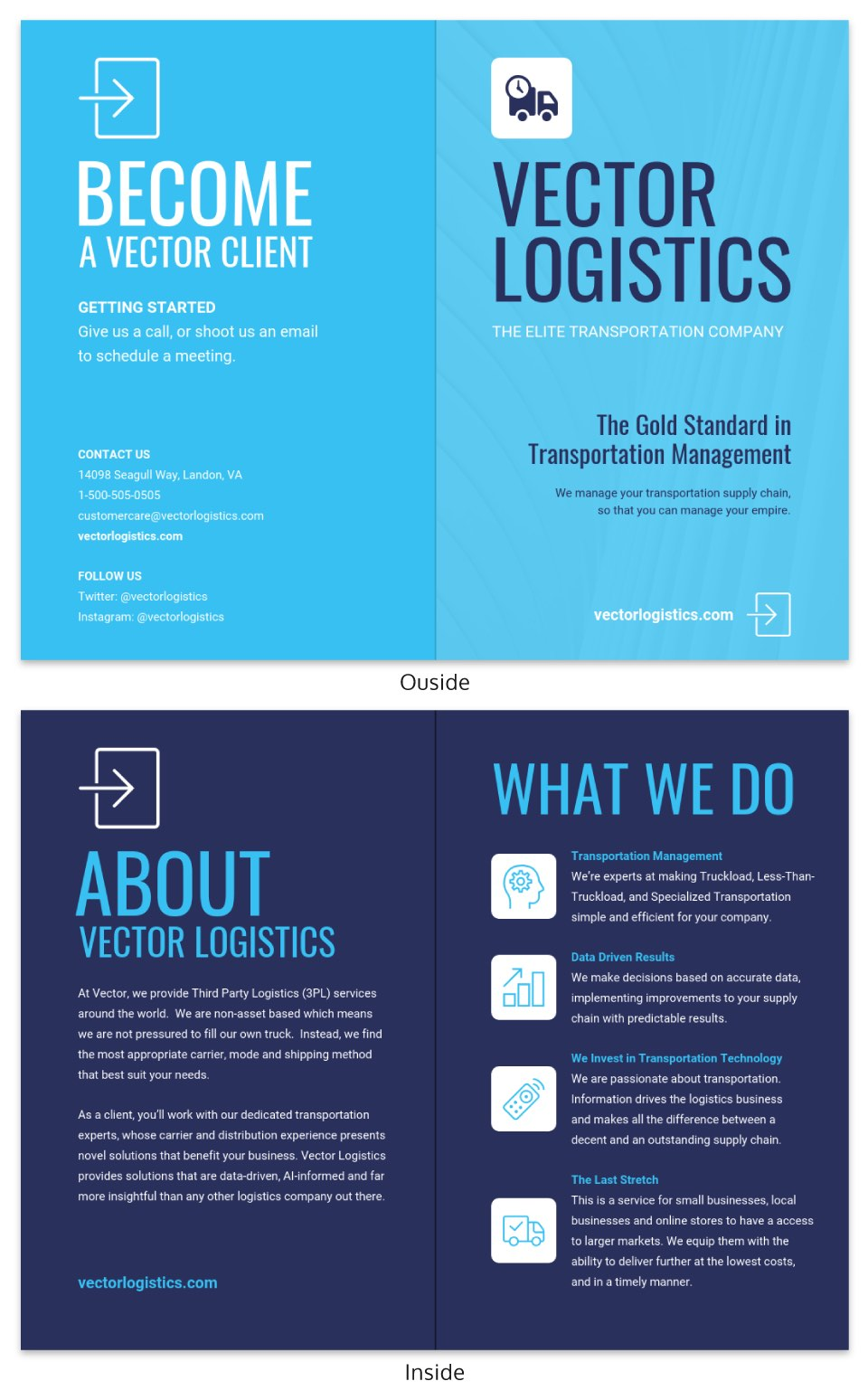 Logistics management specialist cover letter sample. Follow Us On Instagram Email Template Famoid For Instagram