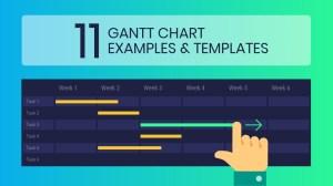 Diagrama de Gantt: 11 Ejemplos y Plantillas Editables