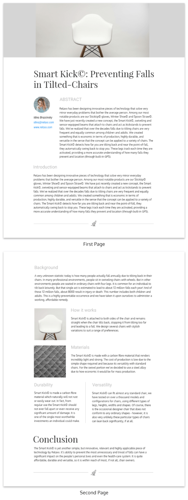 White Paper Examples (Design Guide + Templates) - Venngage