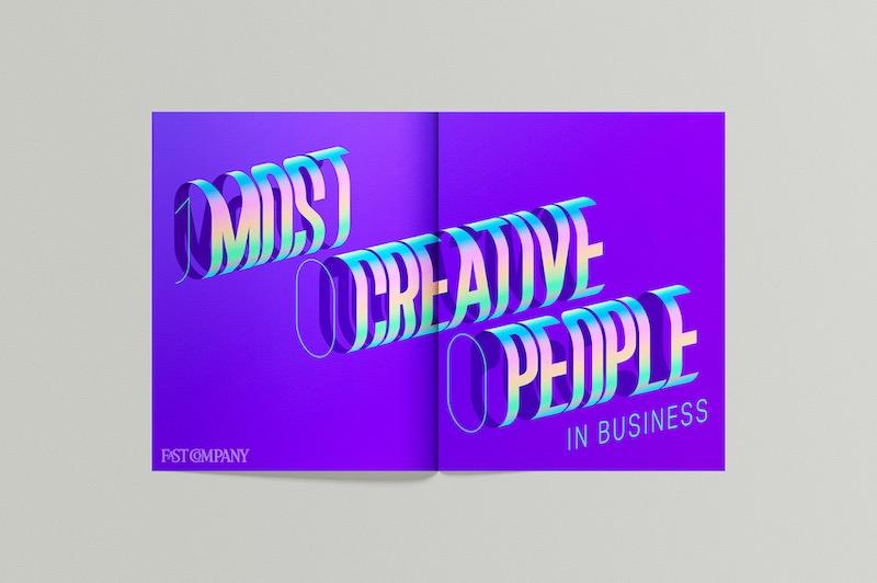 Graphic Design Trends - Futuristic Influences Are Mainstream5