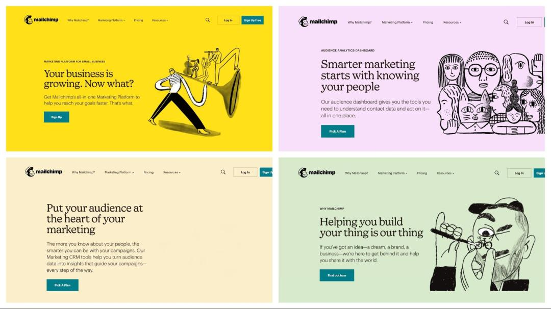 Graphic Design Trends 2021 Examples12