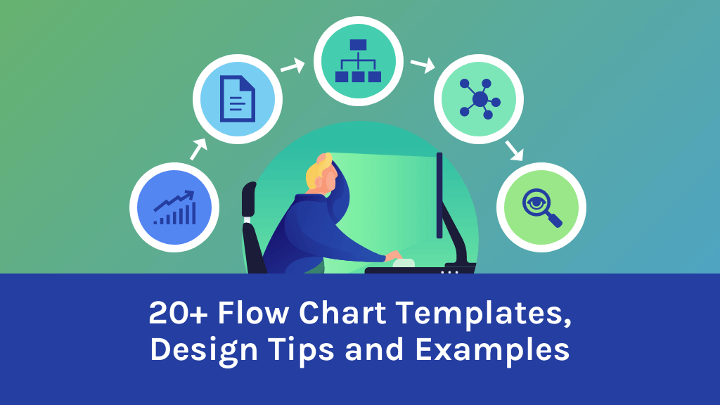 This format is beneficial when multiple teams' work. 20 Flow Chart Templates Design Tips And Examples Venngage
