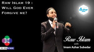 On this episode of the Raw Islam Podcast with Imam Azhar, the Imam <script srcset=