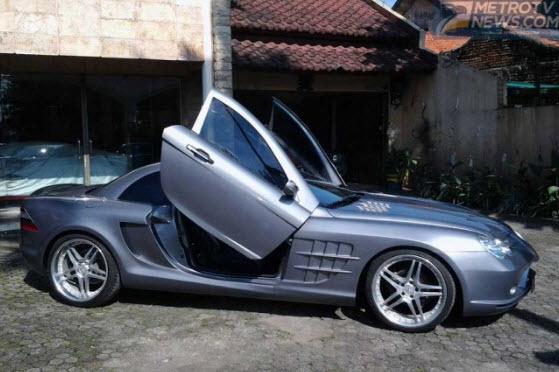6 Ide Modifikasi Mercedes Benz
