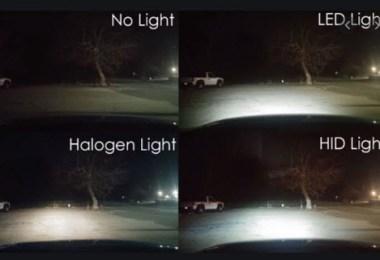 Perbedaan Kelebihan kekurangan Projie LED dan Projie HID