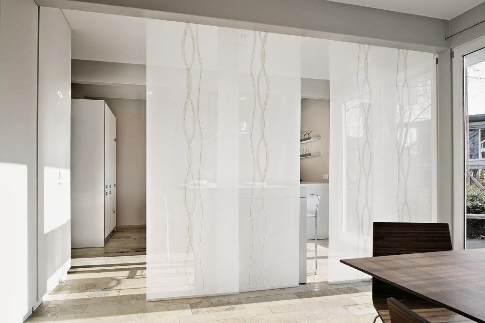 Cmo hacer cortinas japonesas para vestir salones y