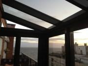 Cerramientos de aluminio // Cerrar terraza