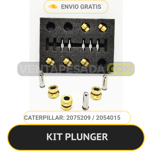 2054015 KIT PLUNGER CATERPILLLAR