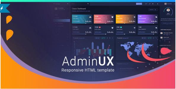 HTML Admin Templates