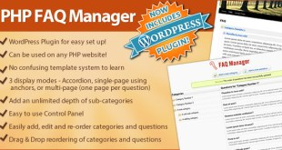 WordPress Faq Plugins