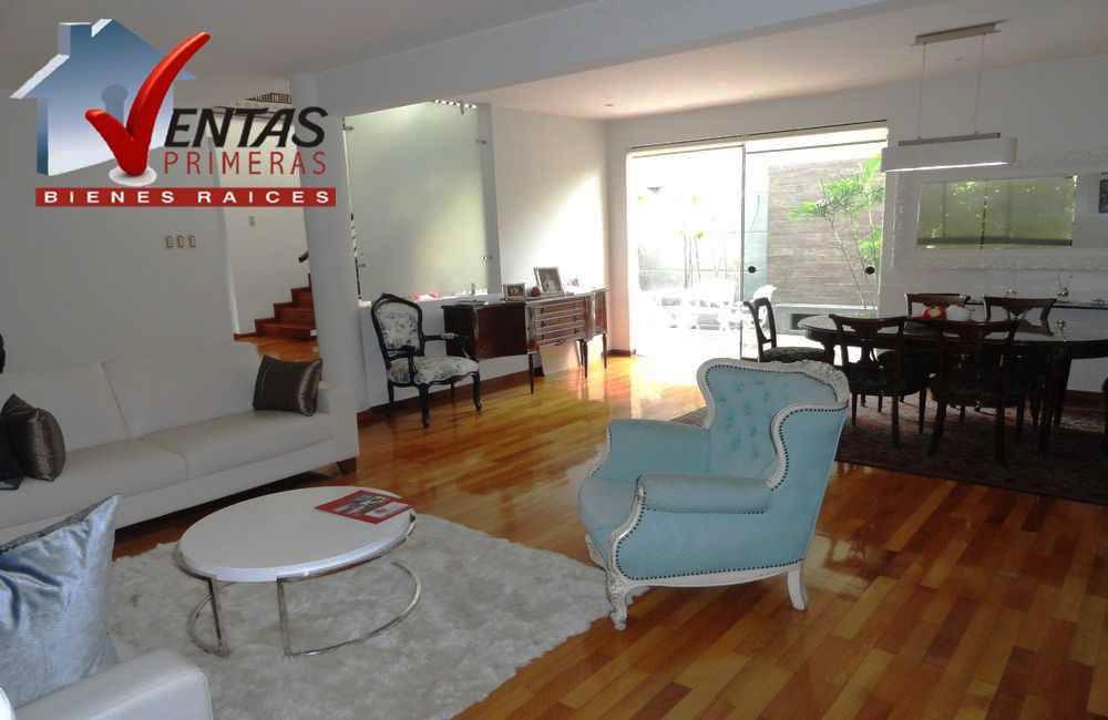 Casa condominio La Molina límite Surco