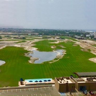 Terreno de Playa Asia Golf c/Vista al Golf