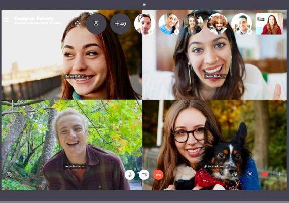 Mejores aplicaciones digitales de MODA gratuitas para videollamada en grupo