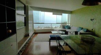 Lindo depa Frente al Mar en Miraflores – Amoblado
