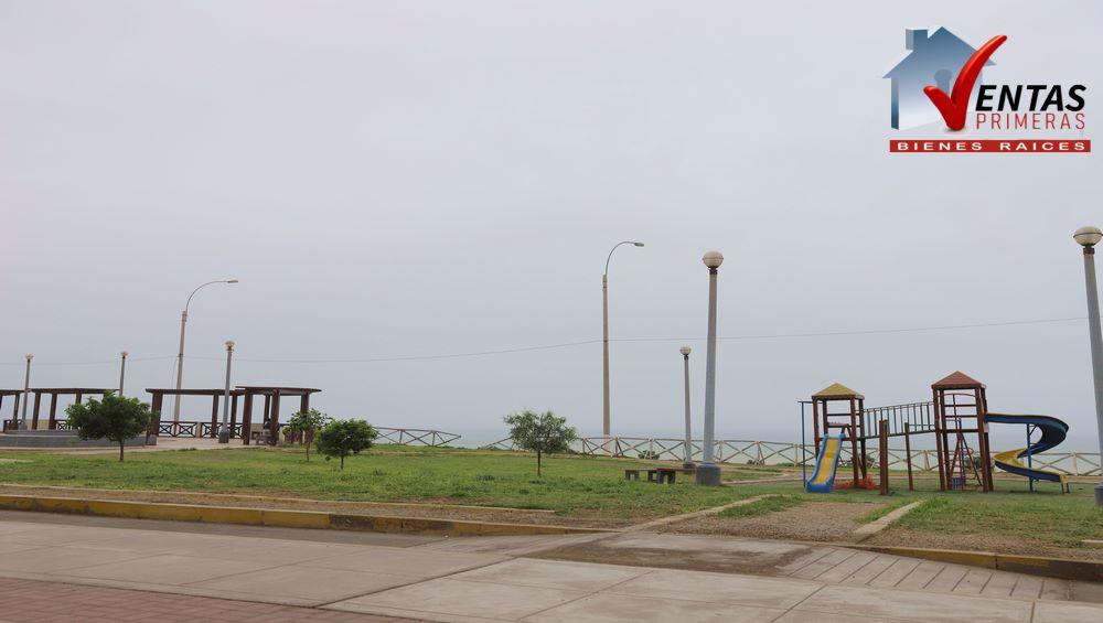 Depa equipado con vista al mar y áreas comunes