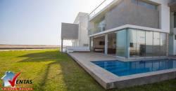 Magnifica casa de playa frente al mar en Asia