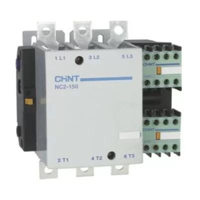 NC2 AC Contactor 400x400 3 CHINT NC2-185-220V