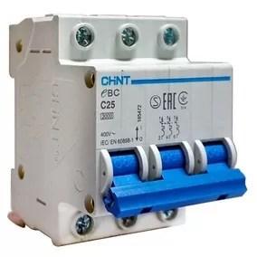 contactores D NP 760531 MLM29645529839 032019 Q 2 CHINT EB-3P-C6