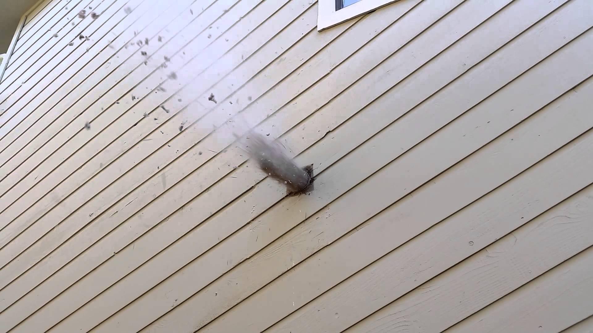 leaf blower dryer vent
