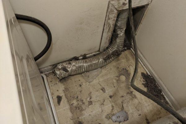 bad dryer install
