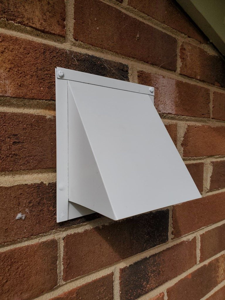 exterior vent cover replacement