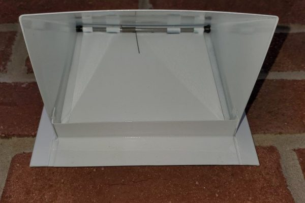 deluxe vent cover closed