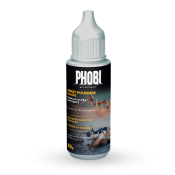 Poison anti fourmis liquide Phobi appât fourmis liquide