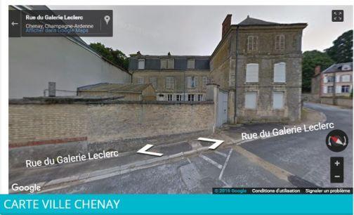 Capture écran rez de rue